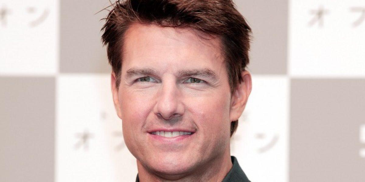 Tom Cruise se embarca en la quinta entrega de