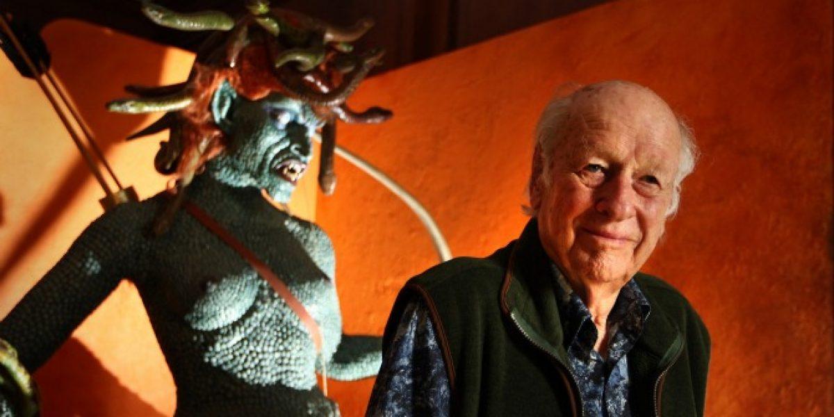 Muere a los 92 años Ray Harryhausen el