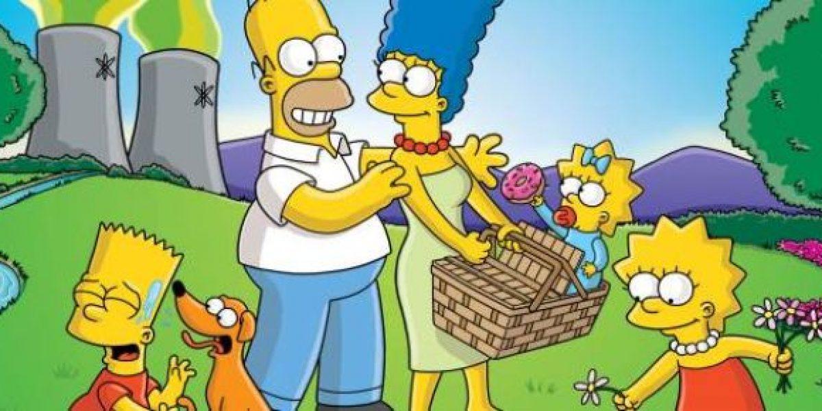 Muere la mujer que inspiró el personaje de Marge Simpson