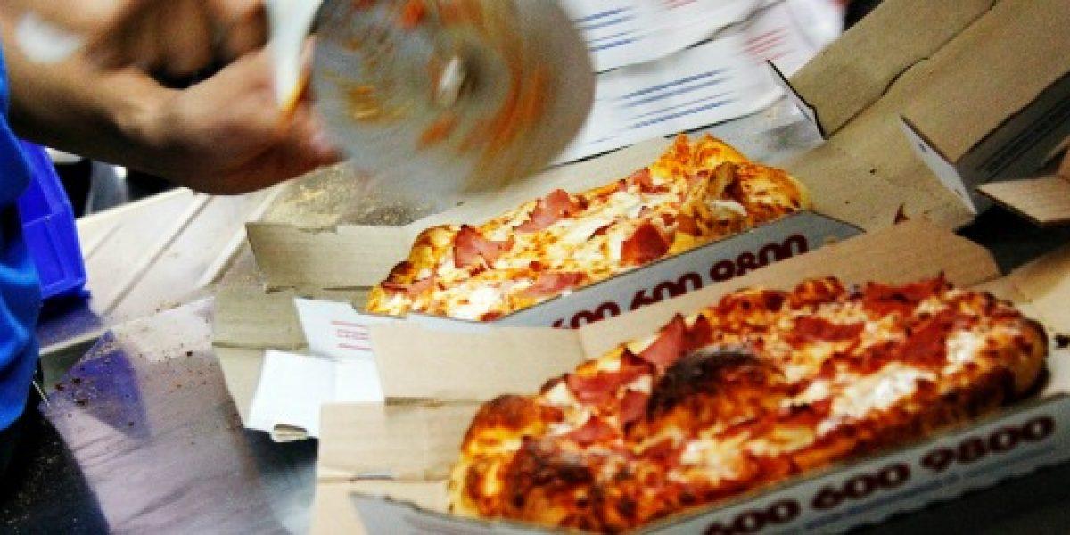 Nueva promoción de pizzas: Regalarán 1.000 este miércoles