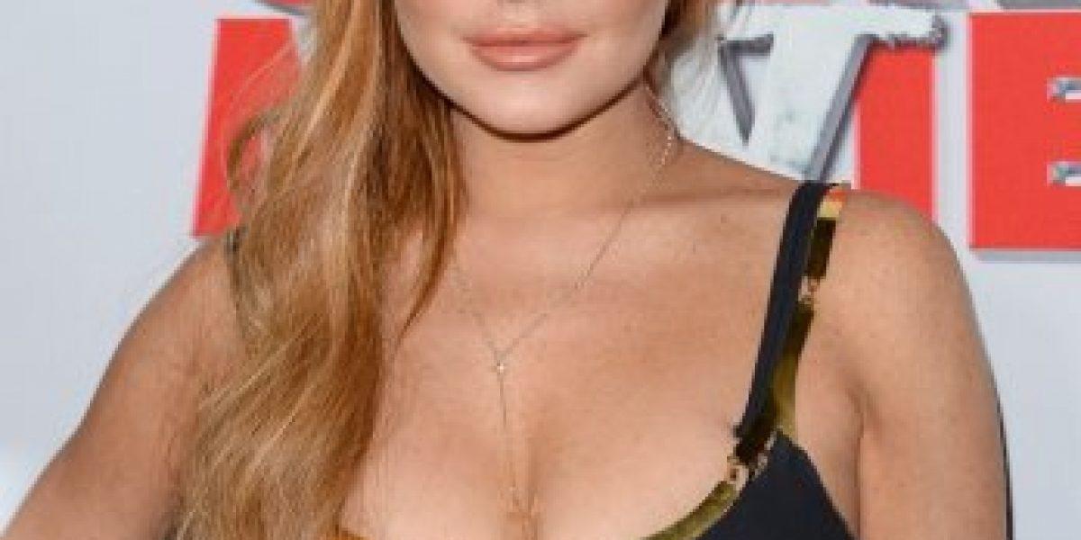 Lindsay Lohan quiere adoptar un niño