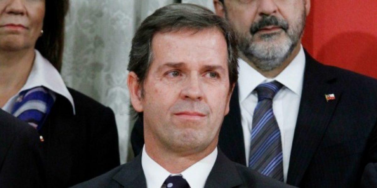 Félix de Vicente es el nuevo ministro de Economía