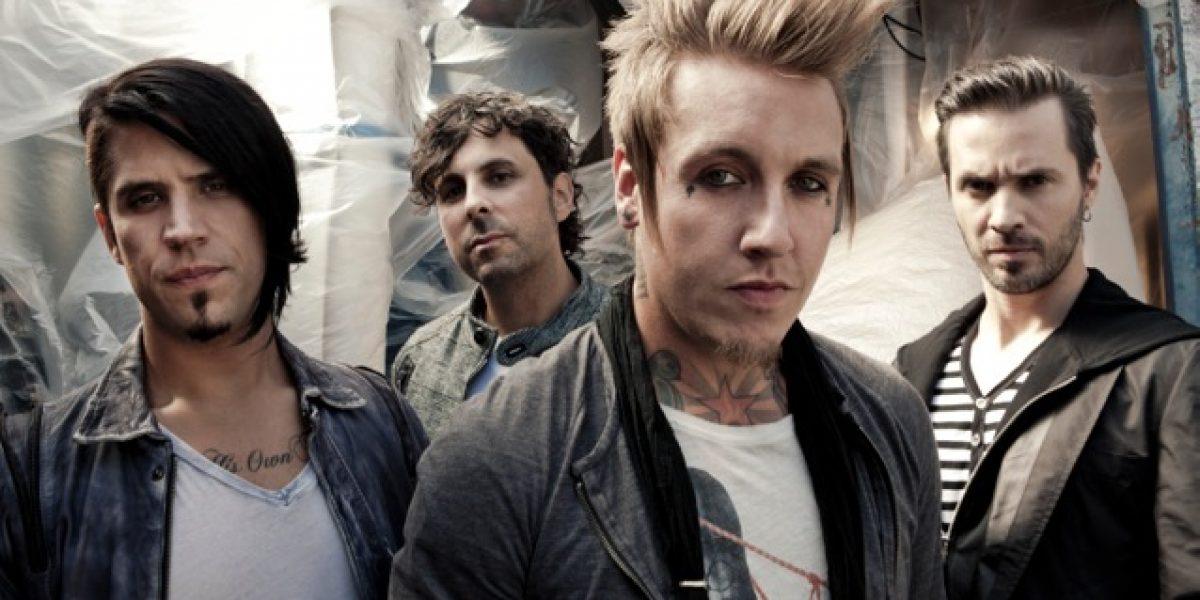 Papa Roach confirma primera presentación en Chile