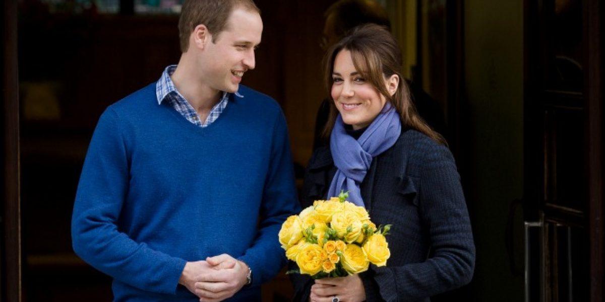 Estos son los posibles nombres del hijo del Príncipe William y Kate Middleton