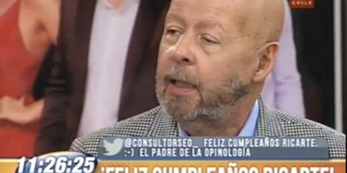 BDAT celebra a Ricarte Soto en su cumpleaños con recuento de su participación en TV