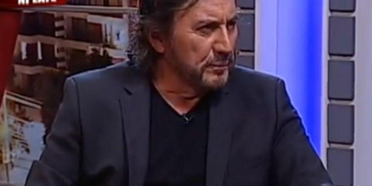 [VIDEO] Carlos Pinto quiere volver con