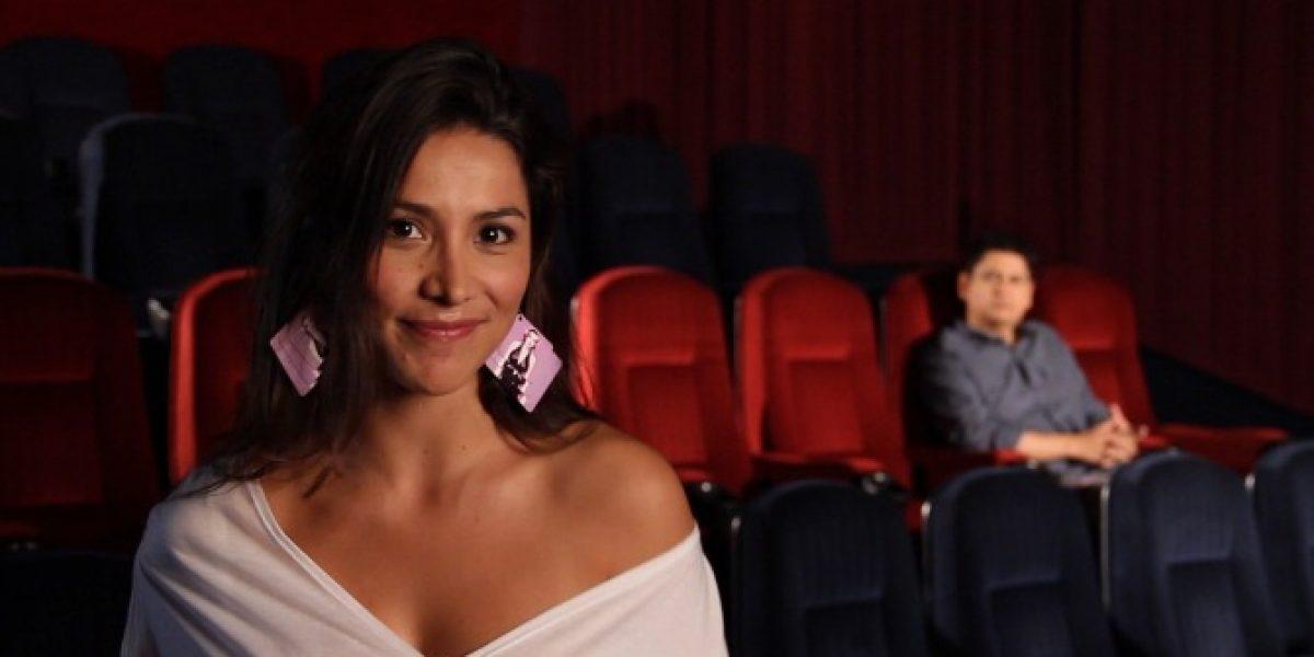 Loreto Aravena debuta en la conducción en Canal 13 Cable