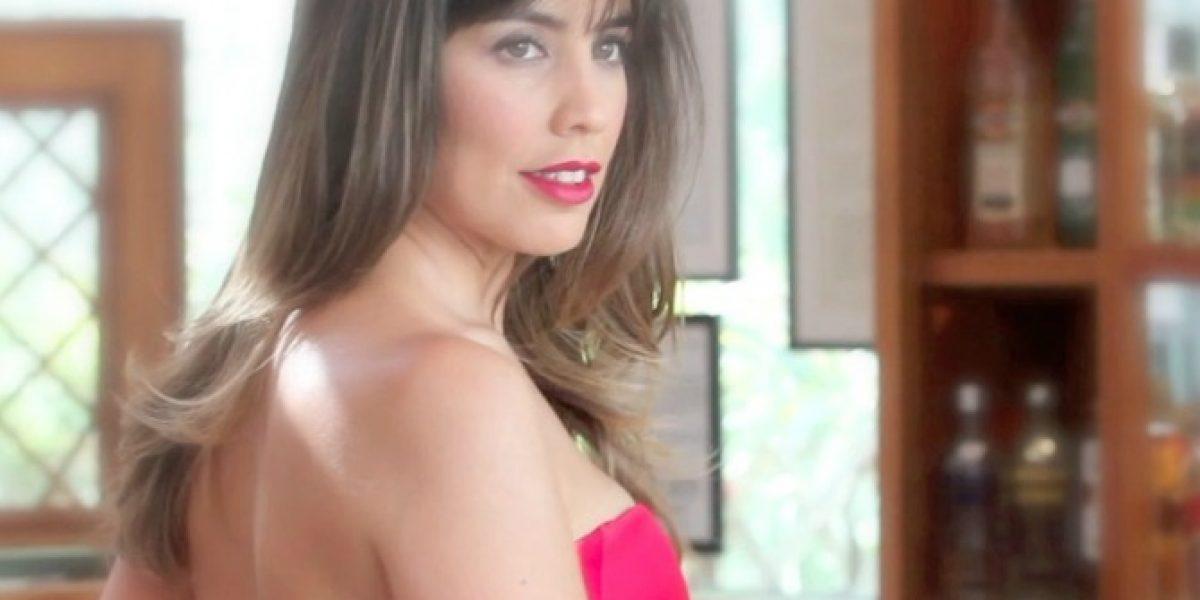 Revisa el backstage de la sesión de Lucía López para Publimetro