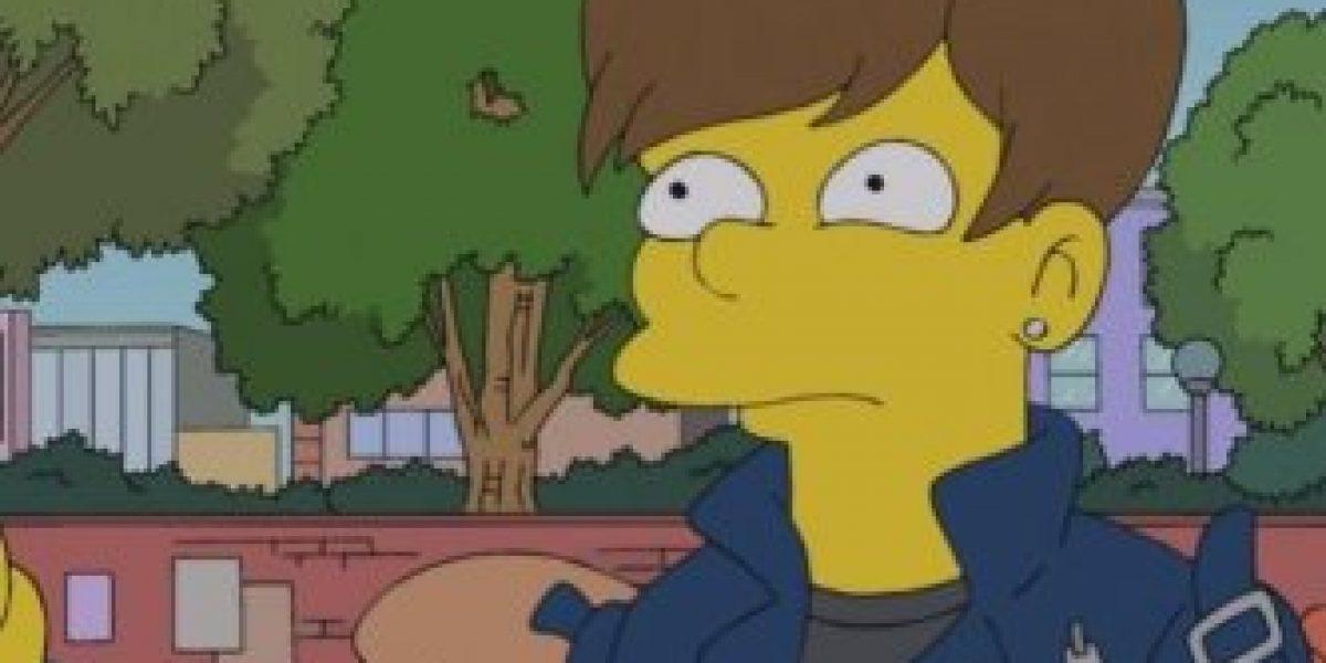 Justin Bieber aparecerá en episodio de Los Simpsons