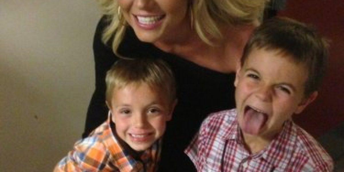 Con esta foto Britney Spears celebró el