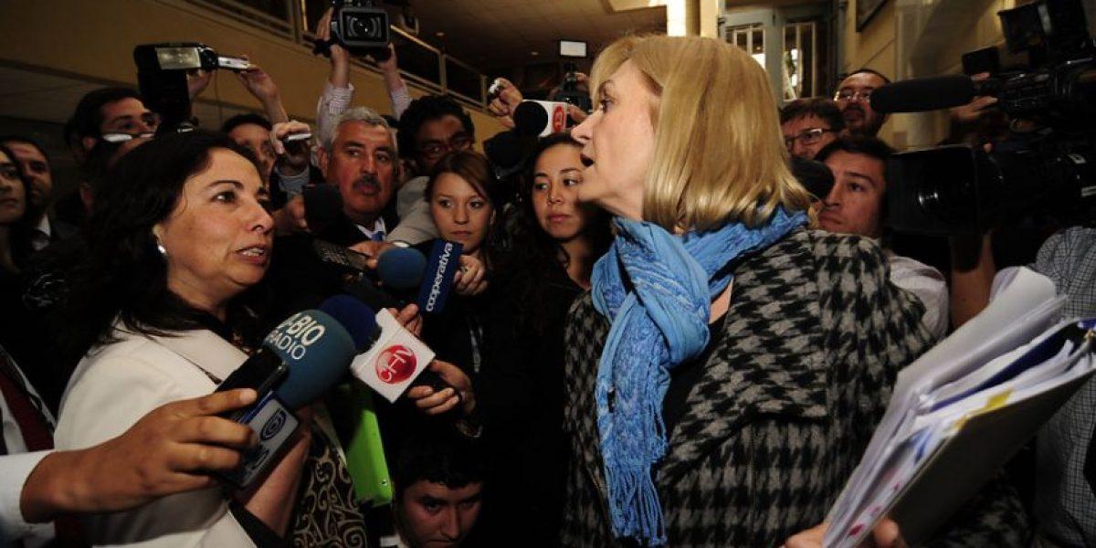 Acusan a ministra Matthei de fuerte insulto contra diputado Andrade