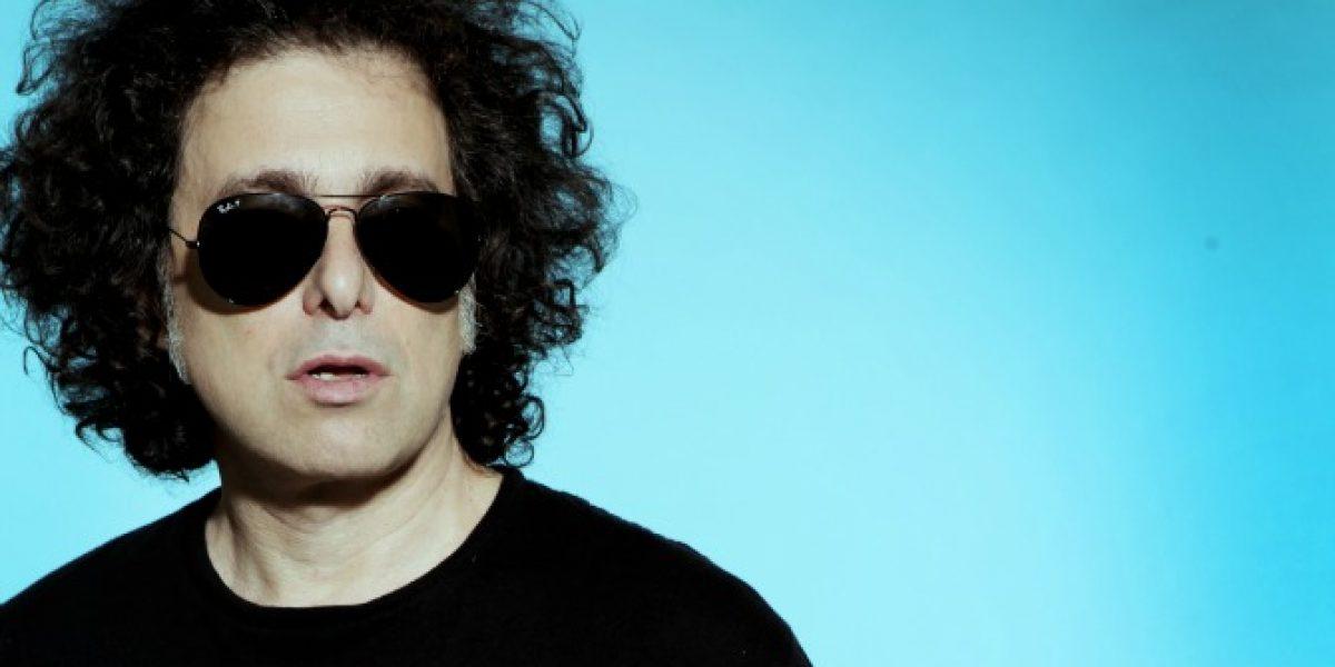 Andrés Calamaro adelanta su show en Chile: