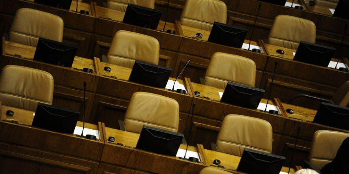 [FOTOS] Ranking: Estos son los parlamentarios con menos asistencia al Congreso