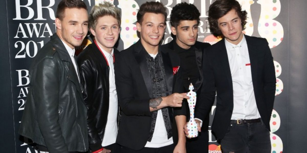 One Direction se presentará en abril en Chile