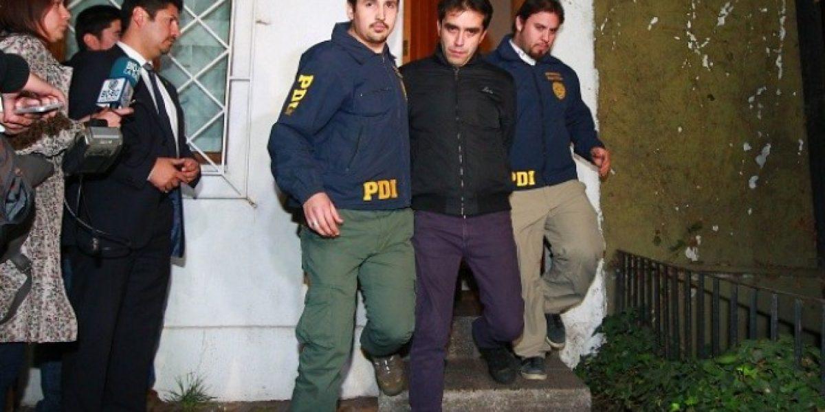 Detenidos hermano de Sergio Lagos y vocalista de Los Bunkers por incautación de droga