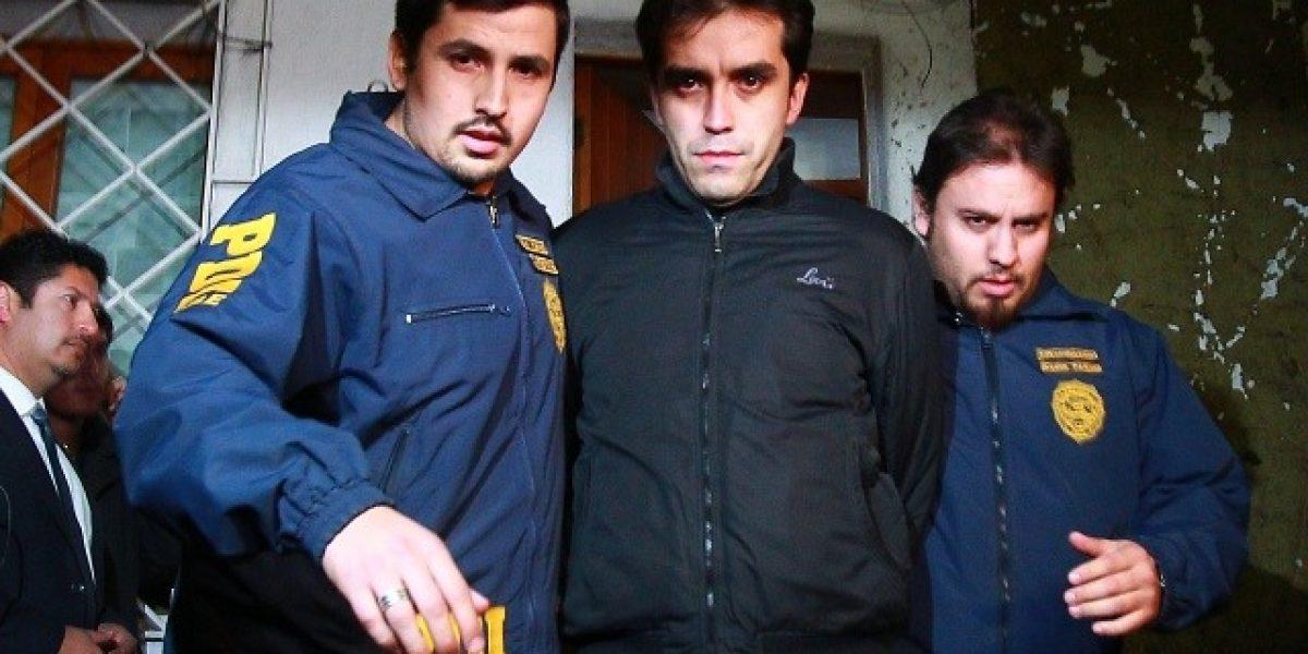 [FOTOS] El operativo donde se detuvo al hermano de Sergio Lagos y al líder de Los Bunkers
