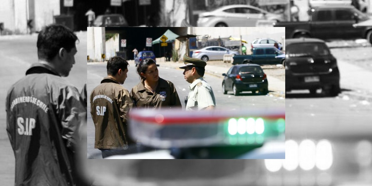 Balacera en Gran Avenida deja un guardia herido de una sucursal del BancoEstado