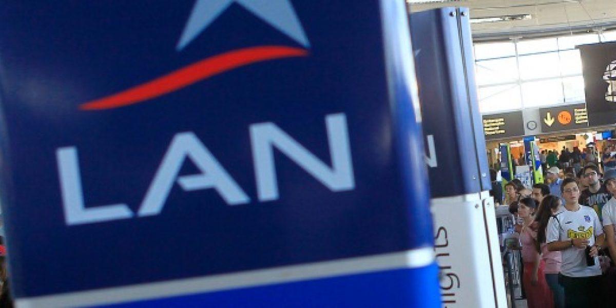 Atención: LAN cancela vuelos a Argentina por problemas con empresa operacional de ese país