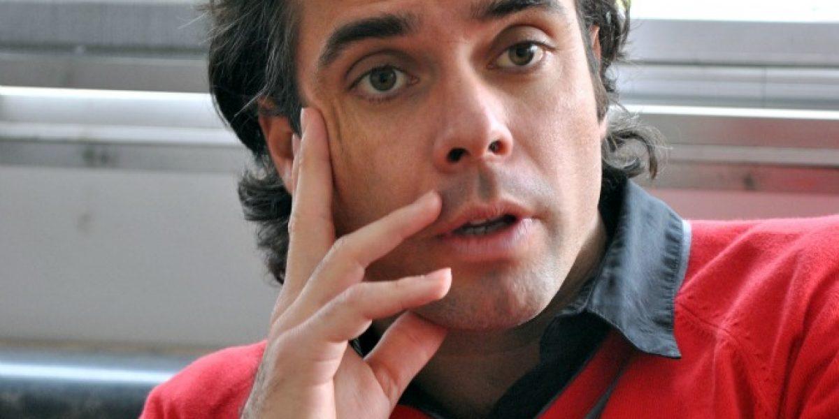 Fernando González dedica sentidas palabras a Manuel Lagos