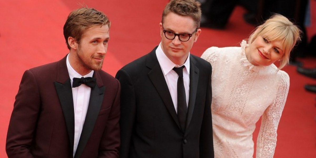 Cinta protagonizada por Ryan Gosling y Kristin Scott Thomas es abucheada en Cannes