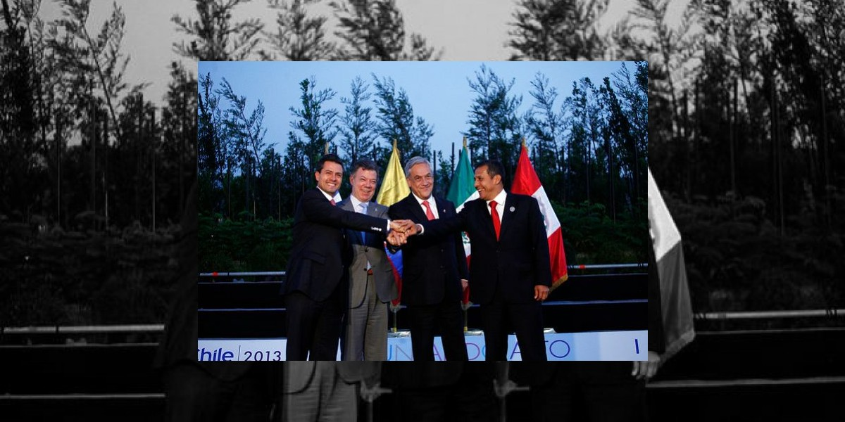 Chile entrega hoy presidencia de la Alianza del Pacífico a Colombia