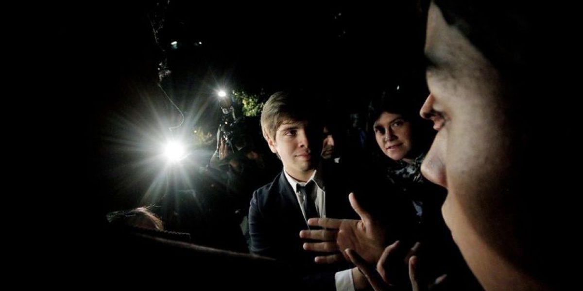 [FOTOS] Estudiantes se toman el Instituto Nacional y solicitan la salida del rector