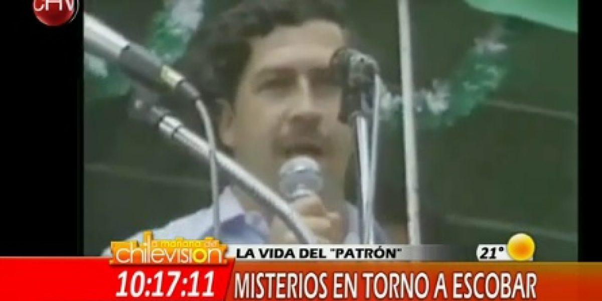 CHV sigue aprovechando el éxito de Pablo Escobar