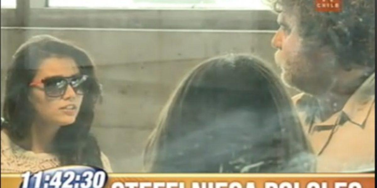 Steffi Méndez tiene fuerte discusión con equipo del docurreality por mostrar a su supuesto pololo