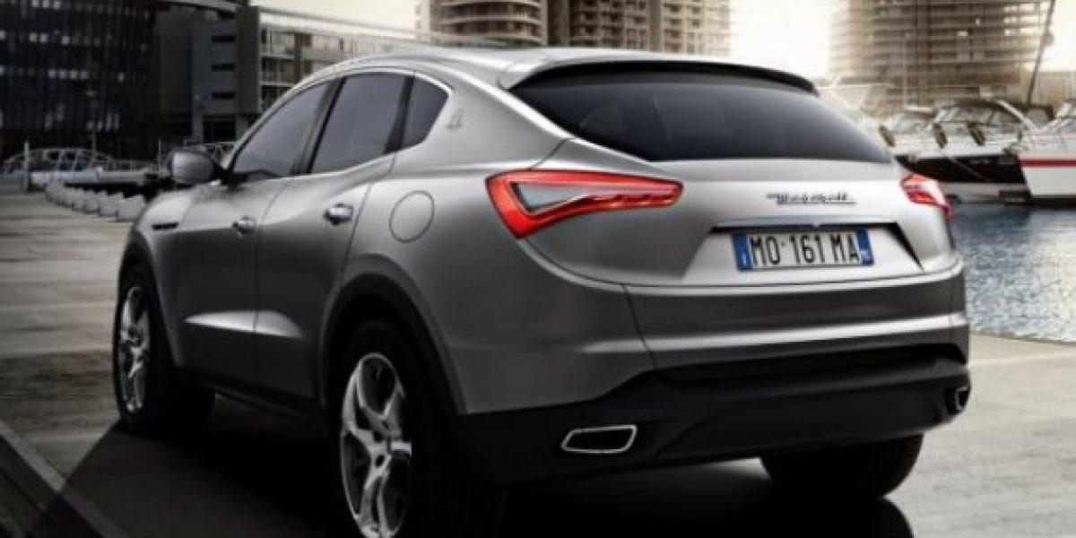 Les presentamos el nuevo Maserati Levante 2015