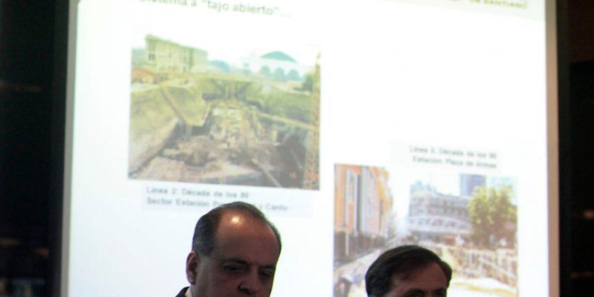 Metro inicia construcción de nueva Línea 3 en el Centro y anuncia desvíos