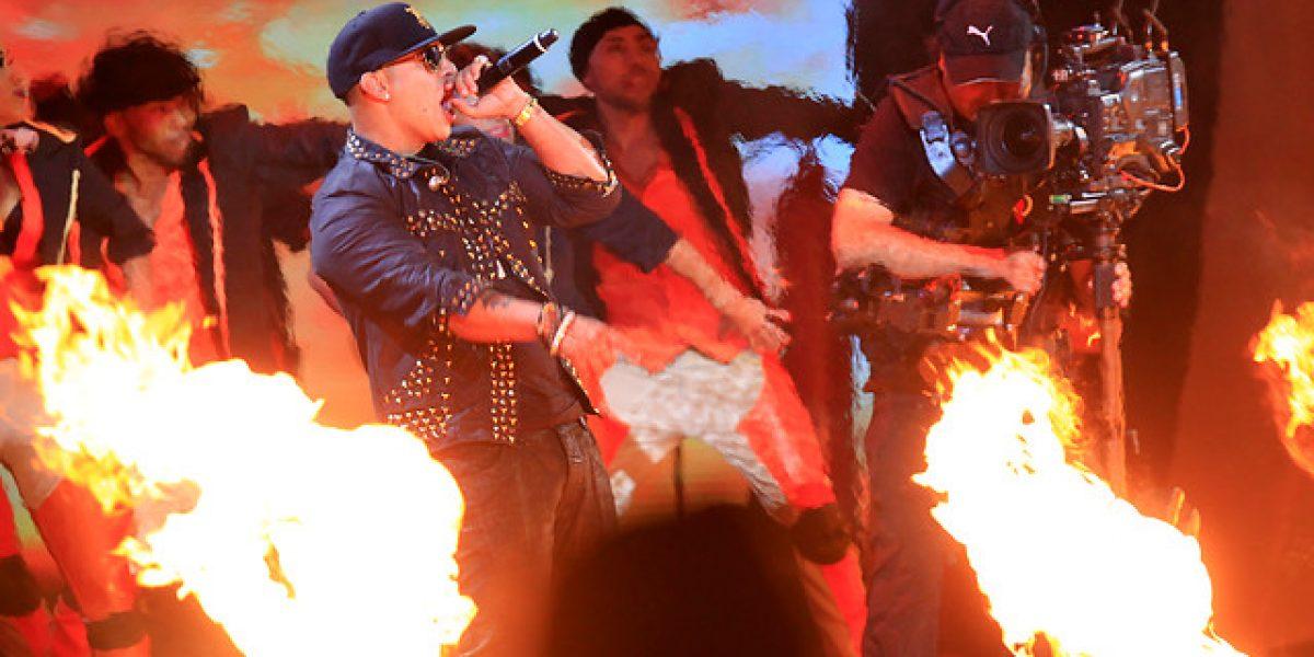 Así será el concierto de Daddy Yankee en el Movistar Arena