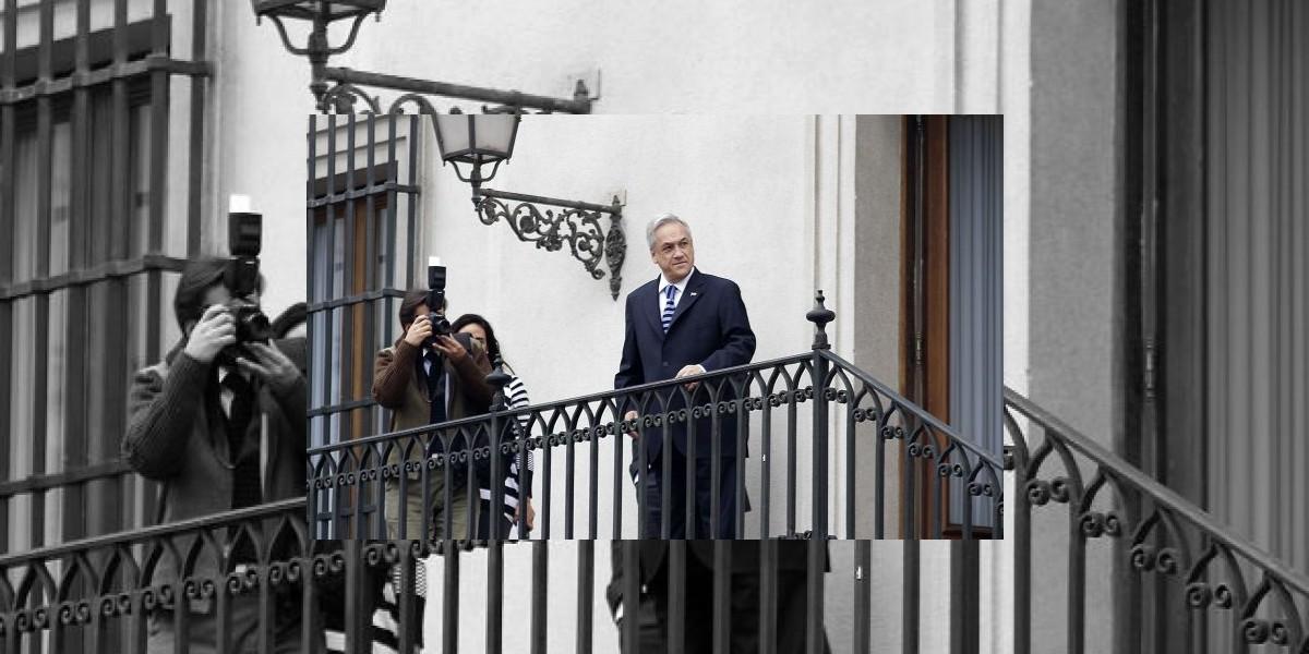 Presidente Piñera llama a la calma e informa sobre viviendas afectadas por lluvias