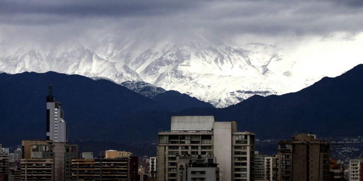 [FOTOS] Así amanece Santiago tras el intenso día de lluvia