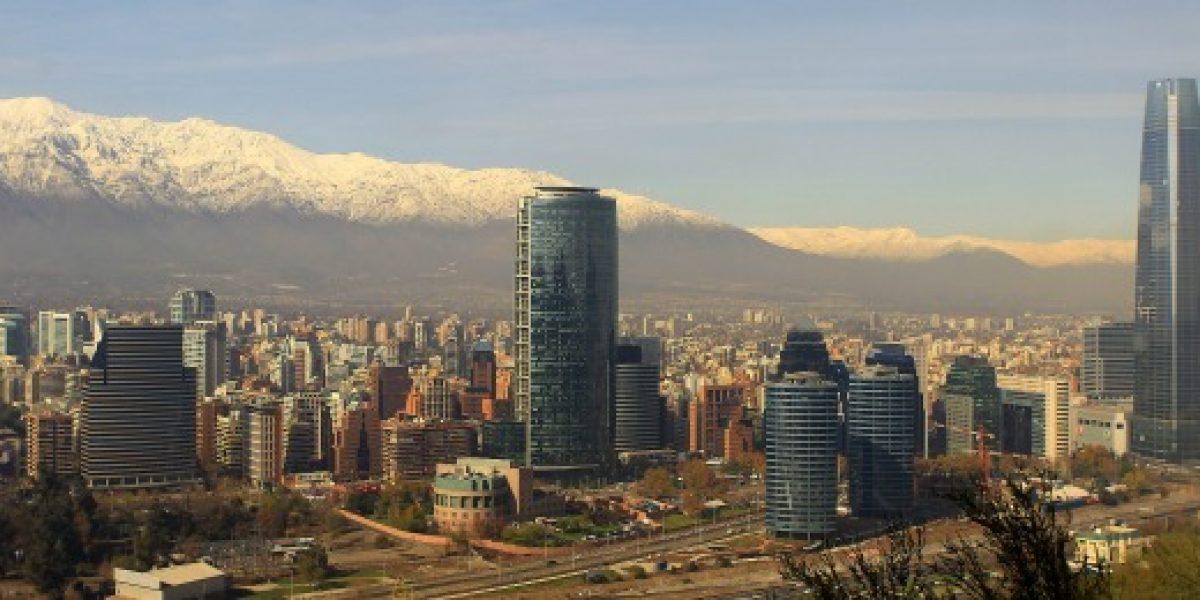 Santiago: la ciudad favorita para invertir en Latinoamérica