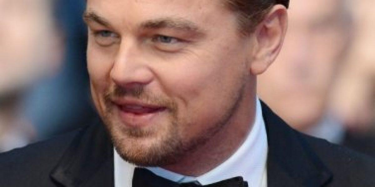 Leonardo Di Caprio visita