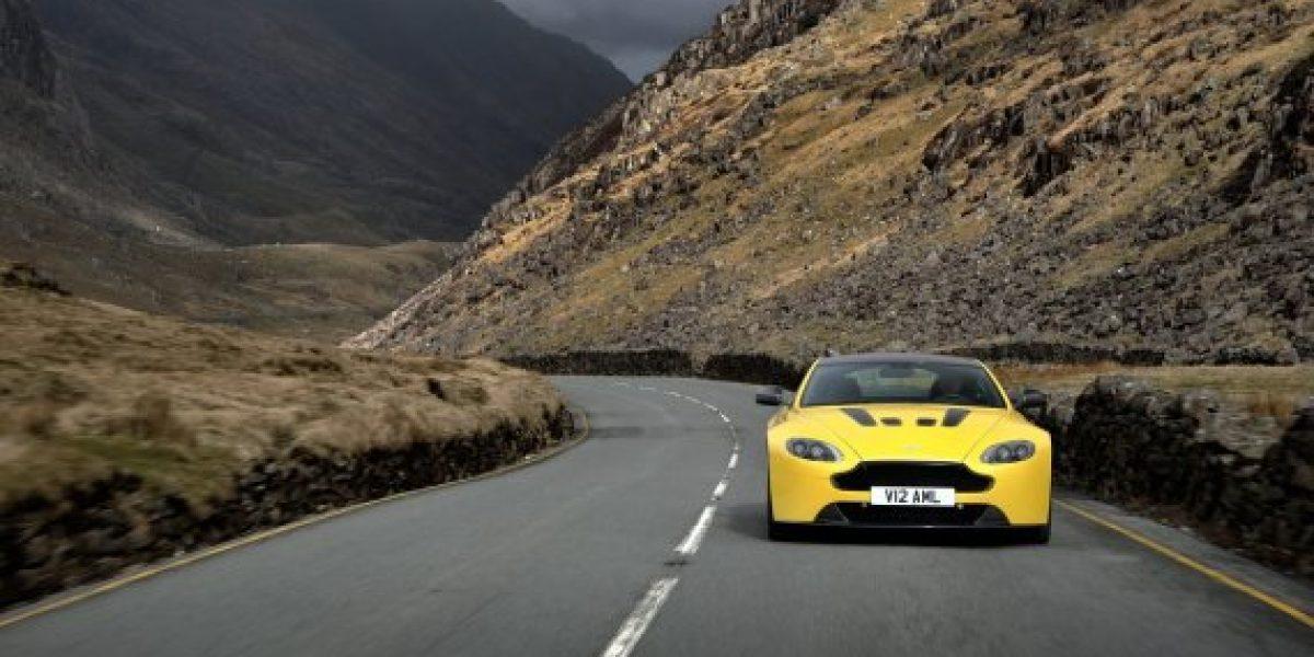 Nuevo Aston Martin V12 Vantage S
