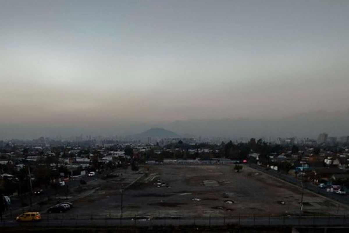 Vista paronámica desde el edificio Foto:agencia Uno. Imagen Por: