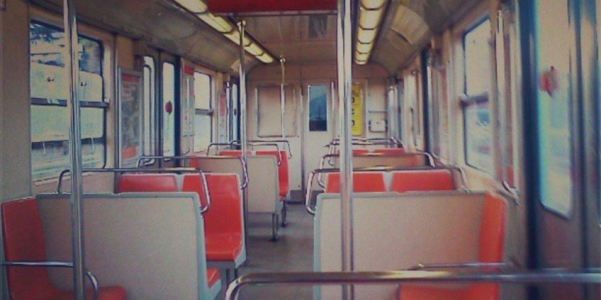 Galería Instagram: Metro de Santiago