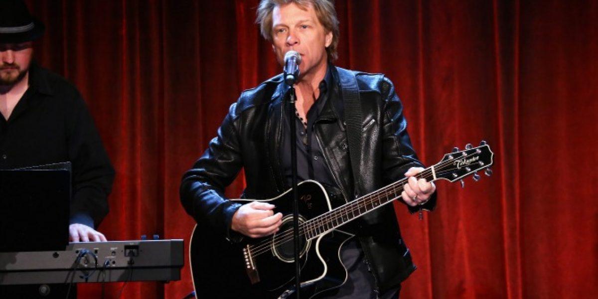 Ante la crisis en España, Bon Jovi actuará gratis