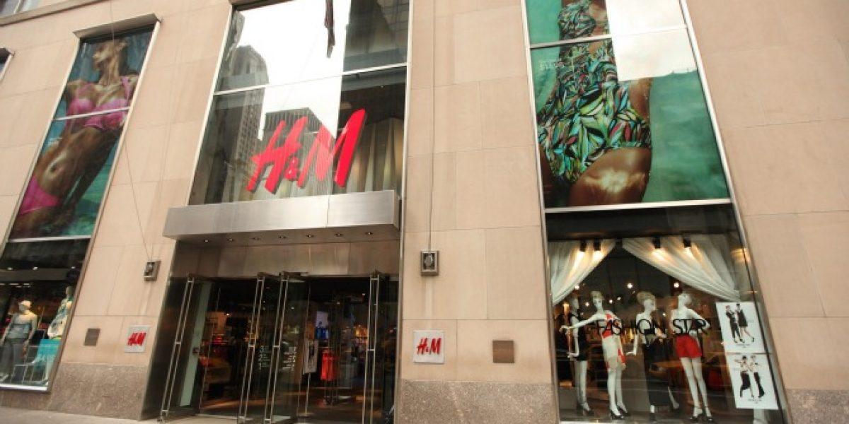 H&M reconoce