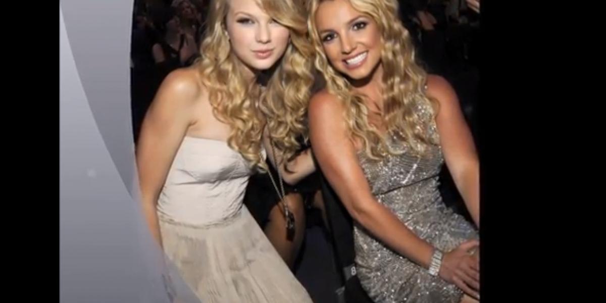 Tu Vitrina: Se filtra canción de Taylor Swift dirigida a Britney Spears!