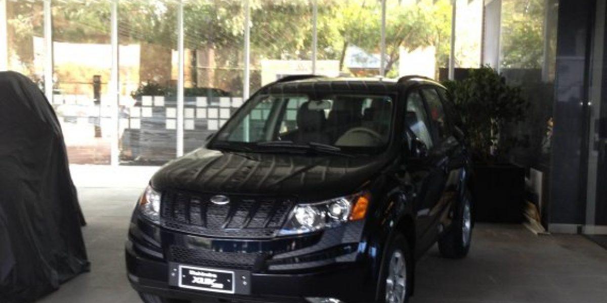 La nueva SUV de Mahindra ya está en Chile