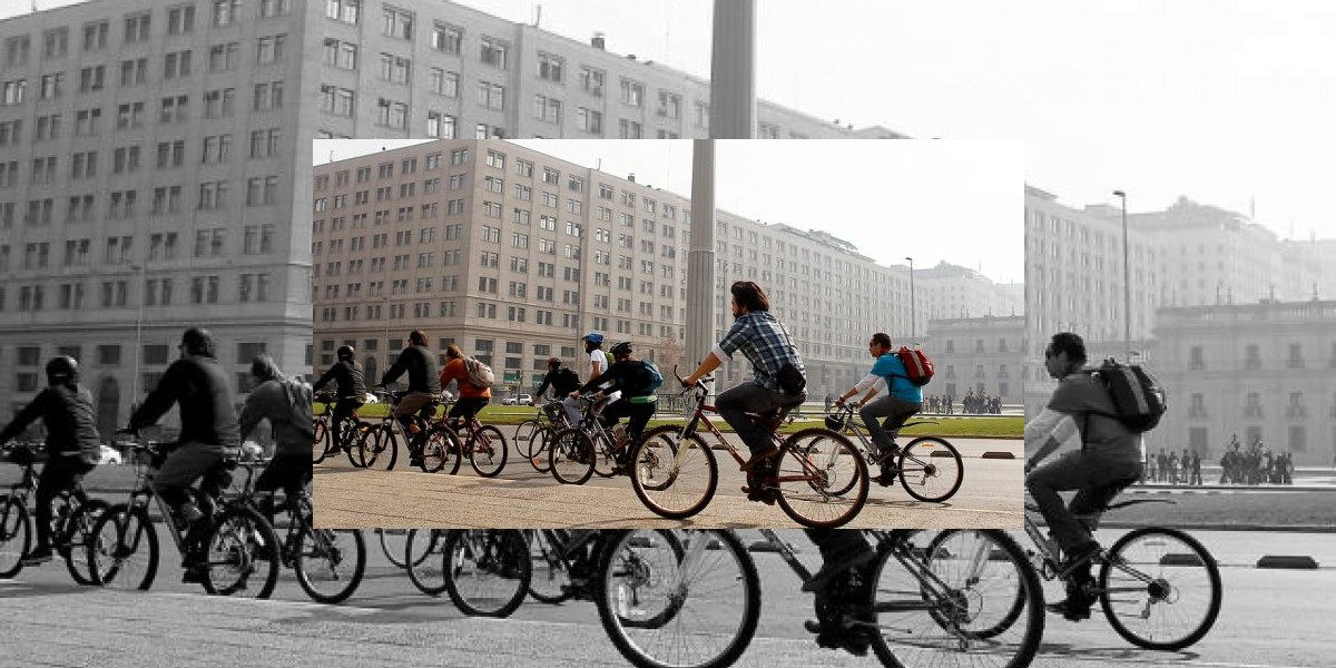 Chile en el Top Ten mundial en el uso de bicicleta
