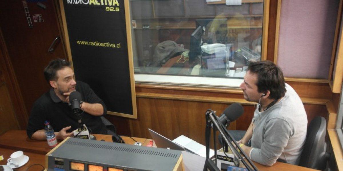 Vicentico habló con Daniel Fuenzalida sobre su encuentro con Los Fabulosos Cadillacs