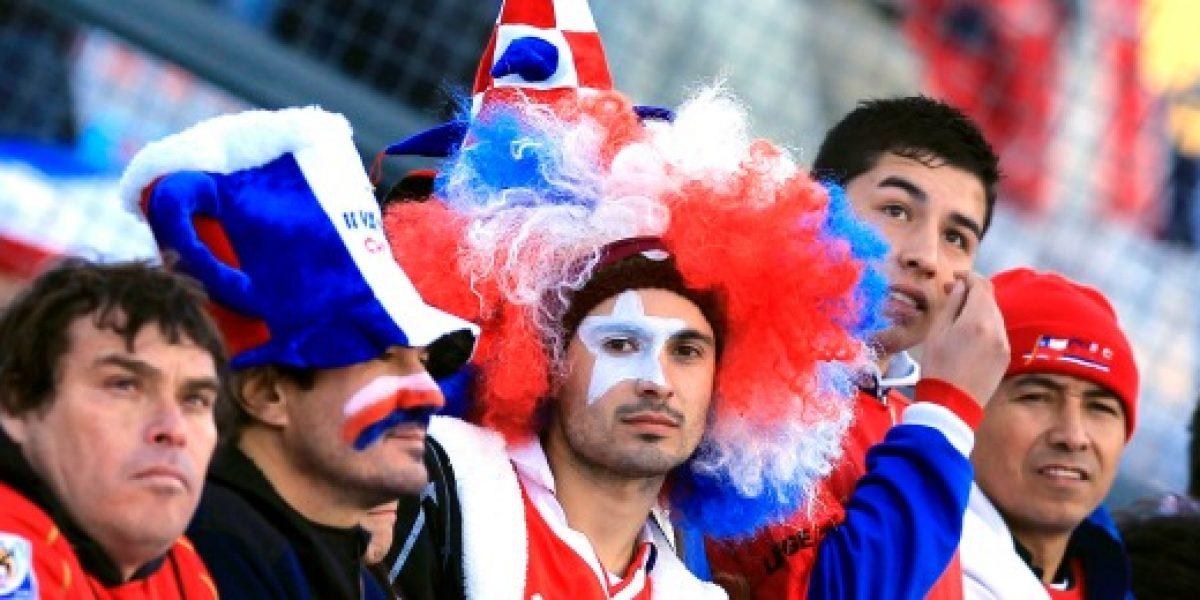 Apoya a la Selección Chilena en Paraguay por solo $150 mil