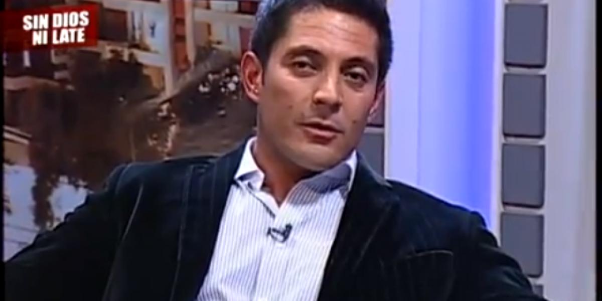 Pato Laguna le pide matrimonio a su pareja a través de la televisión