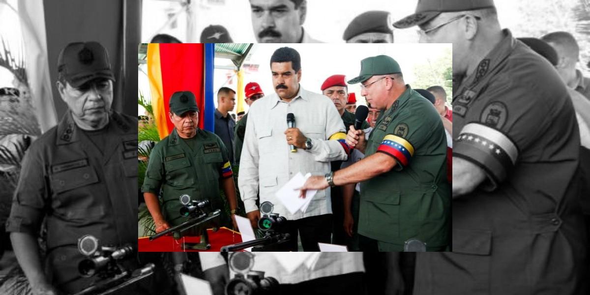 Maduro acusa a Colombia y EEUU de querer envenenarlo