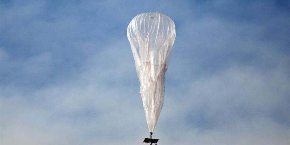 Google incluye a Chile en inédito proyecto con globos para ampliar Internet