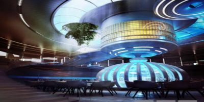 Galería: el futurista hotel que se construirá en las Islas Maldivas