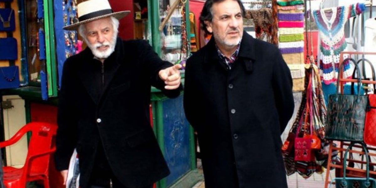El extraño debut en el cine del senador Carlos Cantero de la mano de Jodorowsky